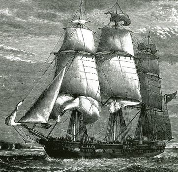 Immigrant Ship