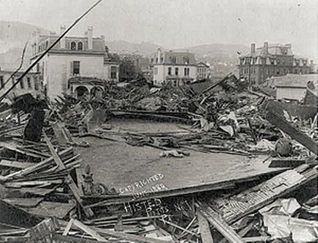 Johnstown Flood, 1889